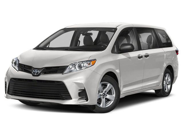 2019 Toyota Sienna L 7-Passenger Mini-Van