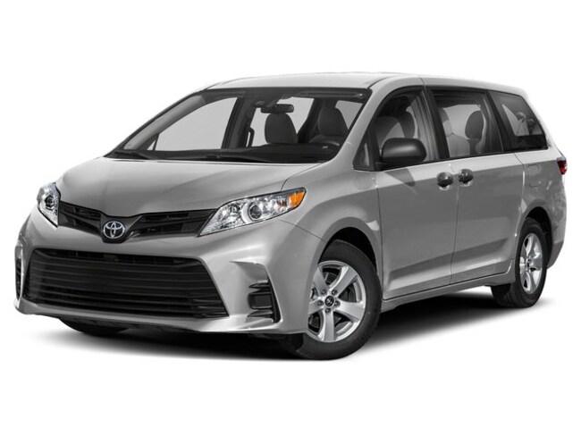 New 2019 Toyota Sienna L 7 Passenger Van Westminster