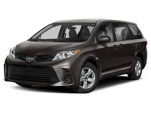 2019 Toyota Sienna LE 7 Passenger Auto Access Seat Van