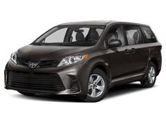 New 2019 Toyota Sienna LE 7 Passenger Auto Access Seat Van