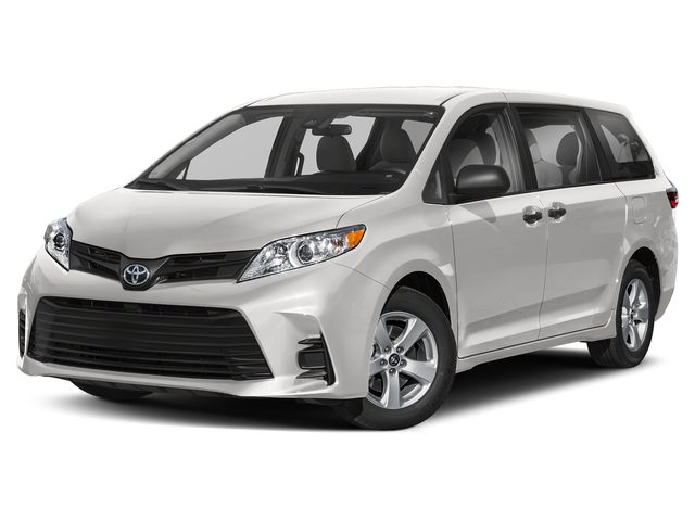 2019 Toyota Sienna LE 8-Passenger Mini-Van