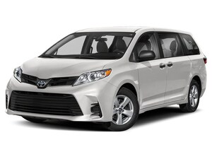 2019 Toyota Sienna LE 8 Passenger Van