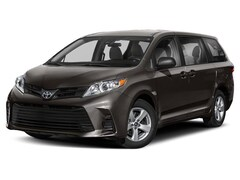 New 2019 Toyota Sienna LE 8 Passenger Van for sale near Hartford