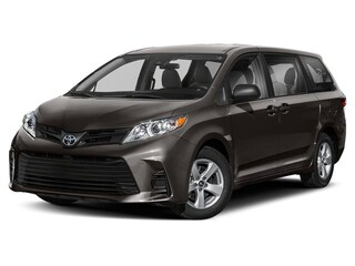 New 2019 Toyota Sienna LE 8 Passenger Van T190655 for sale near you in Brunswick, OH