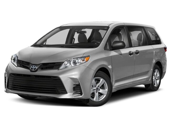 New Toyota vehicle 2019 Toyota Sienna LE Van for sale in Peoria, AZ near Phoenix