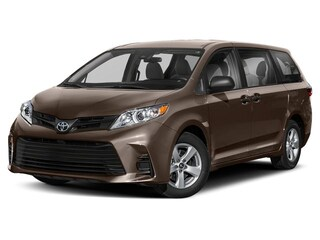 New 2019 Toyota Sienna LE 8 Passenger Van for sale in Modesto, CA