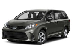 New Vehicle 2019 Toyota Sienna LE Van Passenger Van For Sale in Coon Rapids, MN
