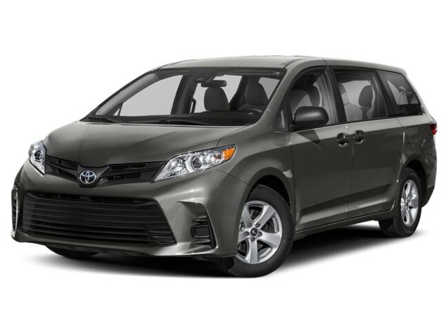 New 2019 Toyota Sienna LE 8 Passenger Front-wheel Drive for sale in Streamwood, IL