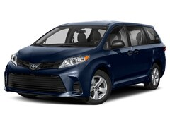 new 2019 Toyota Sienna LE 8 Passenger Van for sale in Marietta OH