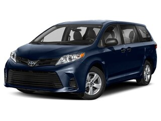 New 2019 Toyota Sienna LE LE FWD 8-Passenger in Easton, MD