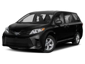 2019 Toyota Sienna XLE 8 Passenger