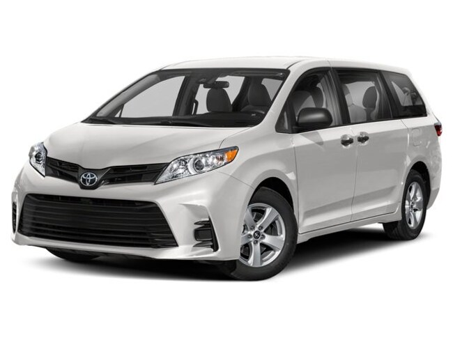 New 2019 Toyota Sienna LE 7 Passenger All-wheel Drive for sale in Streamwood, IL