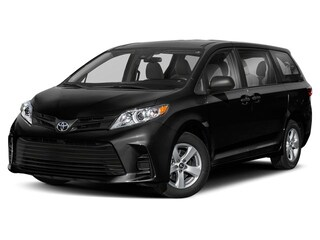 New 2019 Toyota Sienna LE 7 Passenger Van Boston, MA