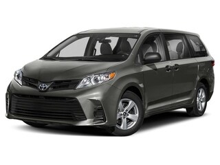 New 2019 Toyota Sienna LE 7 Passenger Van for sale in Franklin, PA