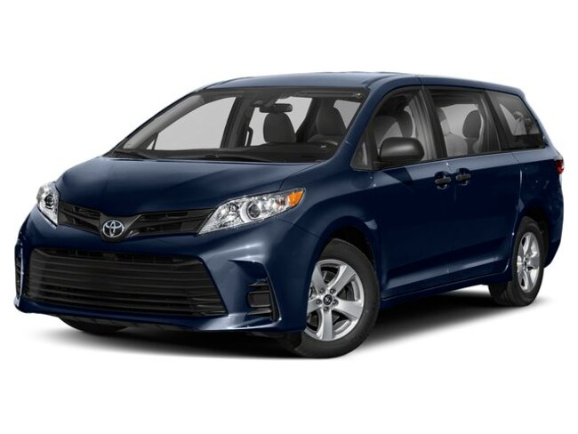 New 2019 Toyota Sienna LE 7 Passenger Van for sale in Boston MA