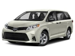 New 2019 Toyota Sienna XLE 7 Passenger Van Missoula, MT
