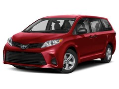 New 2019 Toyota Sienna XLE 7 Passenger Van Colorado Springs