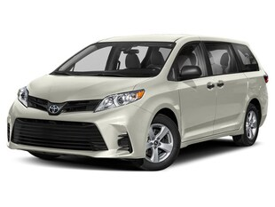 2019 Toyota Sienna Limited Premium 7 Passenger Van Passenger Van
