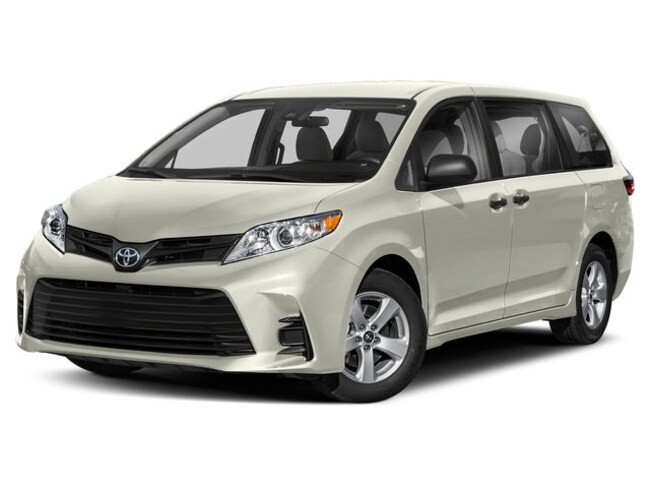 New Toyota vehicle 2019 Toyota Sienna Limited Premium Van for sale near you in Burlington, NJ