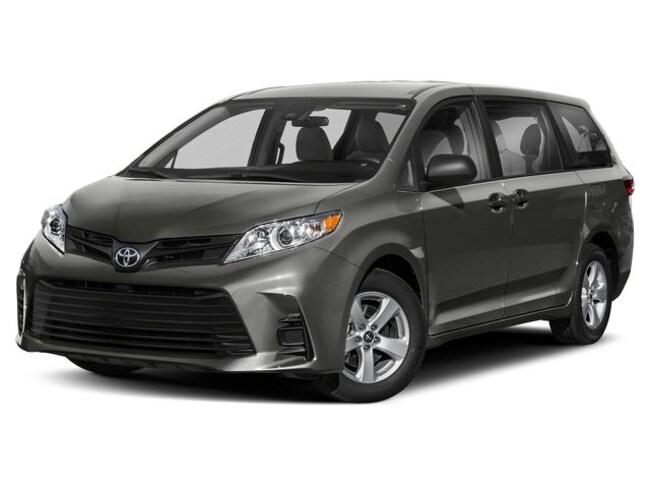 2019 Toyota Sienna Limited Premium AWD 7-Passenger