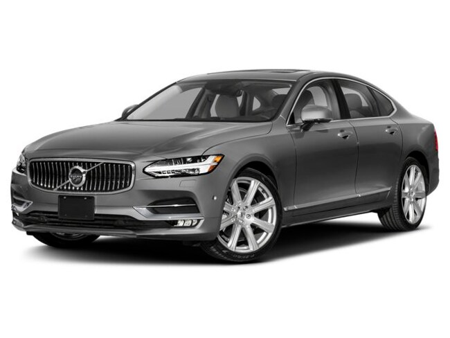 New 2019 Volvo S90 T5 Momentum Sedan in McMurray, PA