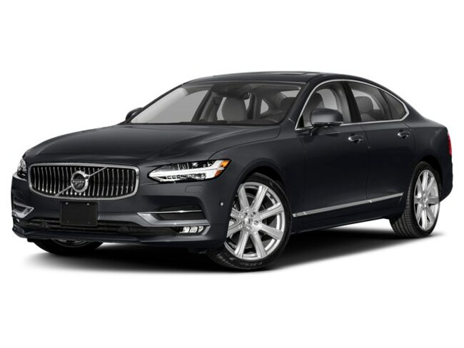 New 2019 Volvo S90 T6 Momentum Sedan Haverhill, Massachusetts