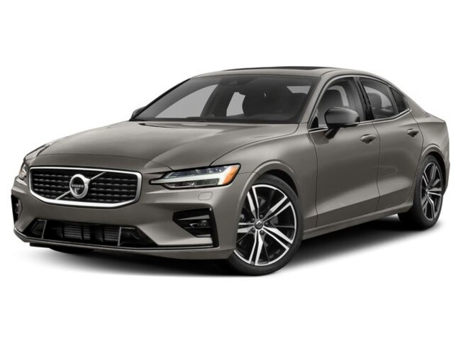 New 2019 Volvo S60 T5 R-Design Sedan for sale in Houston, TX