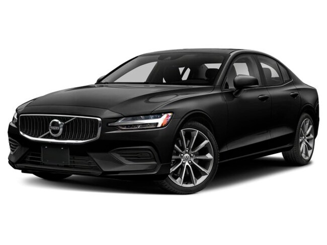 New 2019 Volvo S60 T6 Momentum Sedan Worcester