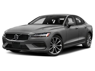 New 2019 Volvo S60 T6 Momentum Sedan in Sacramento