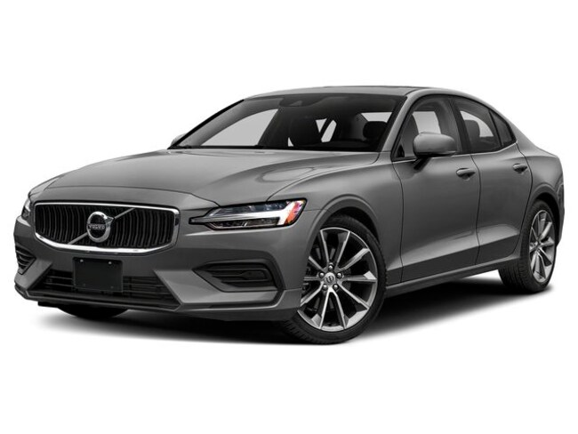 New 2019 Volvo S60 T6 Momentum Sedan in Wellesley, MA