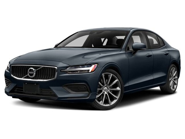 New 2019 Volvo S60 T6 Momentum Sedan in Wakefield, MA