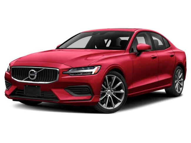 New 2019 Volvo S60 T6 Momentum Sedan Littleton, CO