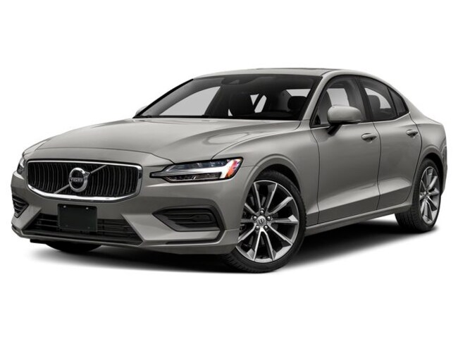 New 2019 Volvo S60 T6 Momentum Sedan Boston