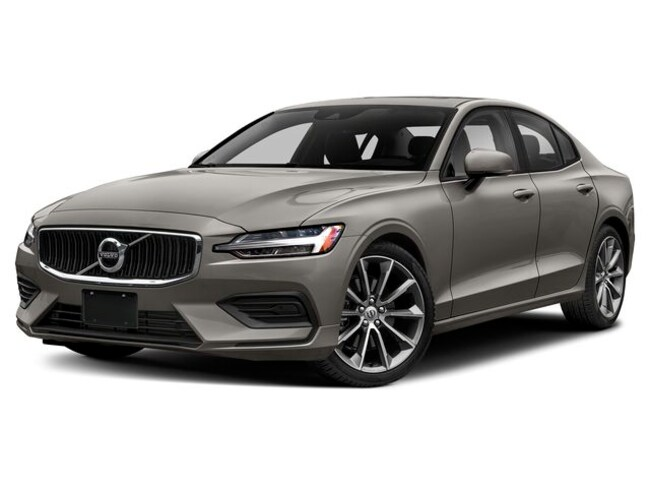 New 2019 Volvo S60 T6 Momentum Sedan Albuquerque