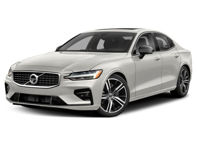 New 2019 Volvo S60 T6 R-Design Sedan Littleton, CO