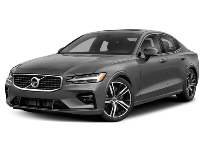 New 2019 Volvo S60 T6 R-Design Sedan Albuquerque
