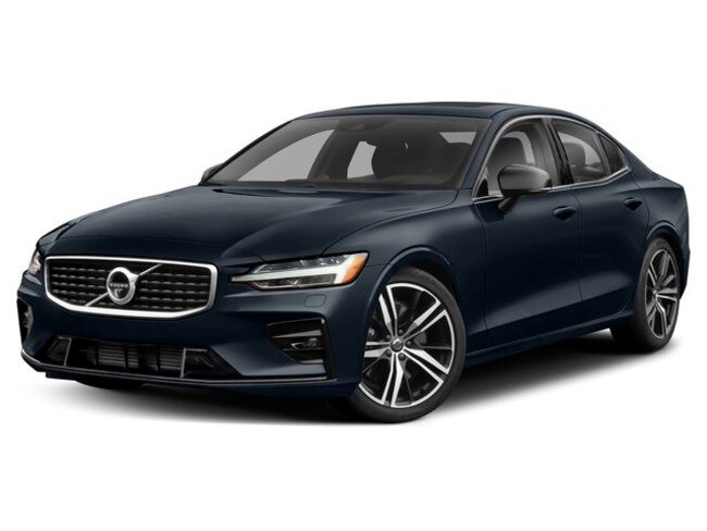 new 2019 Volvo S60 T6 R-Design Sedan For Sale/Lease Bloomington IN