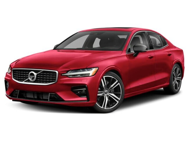 New 2019 Volvo S60 T6 R-Design Sedan Haverhill, Massachusetts