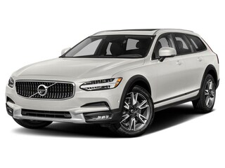 New 2019 Volvo V90 Cross Country T6 Wagon YV4A22NL2K1077377 Crystal White Pearl in Wichita