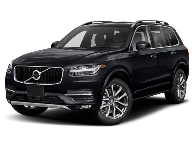 New 2019 Volvo XC90 T5 Momentum SUV for sale in Rockville Centre, NY at Karp Volvo