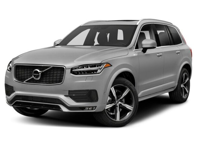 New 2019 Volvo XC90 T6 R-Design SUV Boston