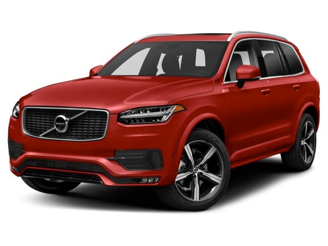 New 2019 Volvo XC90 T6 R-Design SUV Near Smithtown, NY