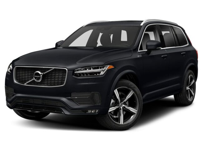 New 2019 Volvo XC90 T6 R-Design SUV V197050 in Des Moines, IA