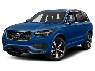 New 2019 Volvo XC90 T6 R-Design SUV Los Angeles California
