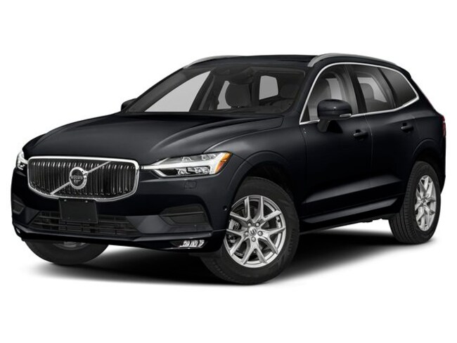 New 2019 Volvo XC60 T5 Momentum SUV Haverhill, Massachusetts