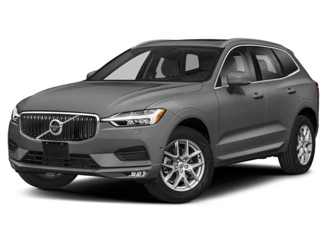 New 2019 Volvo XC60 T5 R-Design SUV in Wakefield, MA