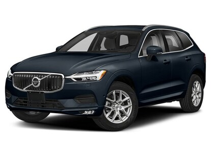 New 2019 Volvo XC60 T6 Momentum For Sale at Bergeron
