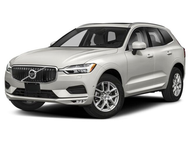 New 2019 Volvo XC60 T5 R-Design SUV in Plano near Dallas