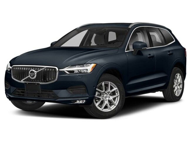 New 2019 Volvo XC60 T5 Inscription SUV in Edinburg, Texas, at Volvo of Edinburg