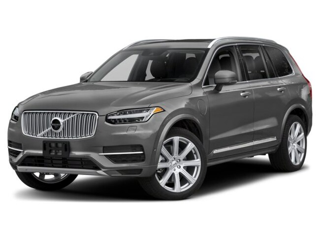 New 2019 Volvo XC90 Hybrid T8 Inscription SUV in Wellesley, MA